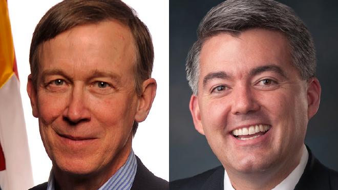 Gardner, Hickenlooper debate in last faceoff ahead of election