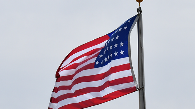 PROMO 660 x 440 Flag - United States US - Chris Sorensen
