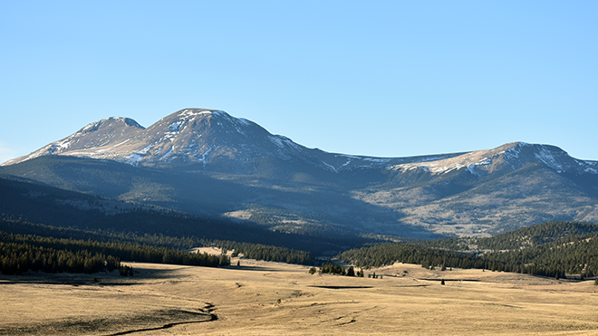 New initiative picks Southwestern Colorado for forest improvement project