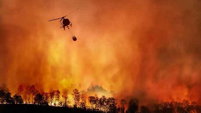 High fire danger returns to southeast Colorado Tuesday