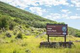 PICT Vega State Park entrance sign - CPW