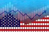 PROMO Business - Economy United States Flag Graph Chart Stock - iStock - ronniechua