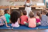 PROMO 64J1 People - Children Child Care Classroom Education School Academics - iStock