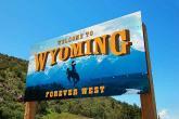 PROMO 64J1 States - Wyoming Welcome Sign - iStock - Ingo Dorenberg
