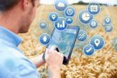 PROMO 64S Agriculture - Stats Statistics Tablet Symbols Farm Ranch - iStock - monkeybusinessimages