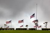 PROMO 660 x 440 Memorial - Flags at Half Staff - iStock