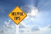 PROMO 660 x 440 Tips - Sign Helpful Tips - iStock