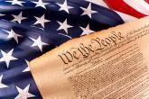 PROMO Government - Constitution Amendment US Flag Politics - iStock - oersin