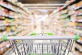 PROMO 64J1 Living - Shopping Cart Groceries Food - iStock - Kwangmoozaa