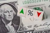 PROMO Money - Finance Dollar Up Down Percent Change - iStock - marchmeena29