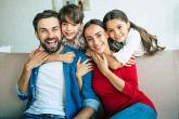 PROMO People - Family Mom Dad Mother Father Kids Children - iStock - Povozniuk