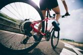 PROMO Transportation - Bicycle Bike Rider Outdoors Vehicle - iStock  - lzf