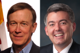 PROMO 64xP People - Politician Cory Gardner John Hickenlooper