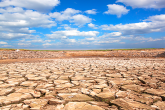 PROMO 660 x 440 Drought - Cracked Mud Cloud - iStock