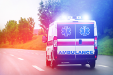 PROMO 660 x 440 Miscellaneous - Ambulance Medical Lights Road Health - iStock - OgnjenO