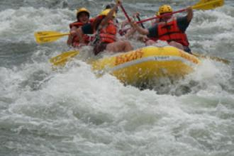 Colorado offers a variety of river rafting opportunities for all skill levels