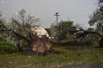 Photos - July 27, 2018 Storm Damage in Eads, Kiowa County