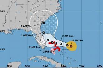 Major Hurricane Dorian changes course, Florida, Georgia, Carolinas at risk