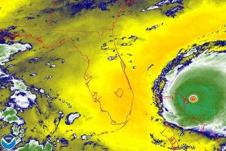 Storm officials: Category 5 Hurricane Dorian 'a life-threatening situation'