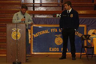 Eads FFA Raises $11,000