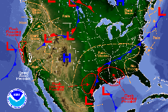 Weekend Weather Outlook