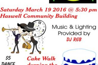 Haswell Spring Dinner and Dance