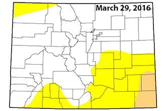 Drought Expands in Colorado