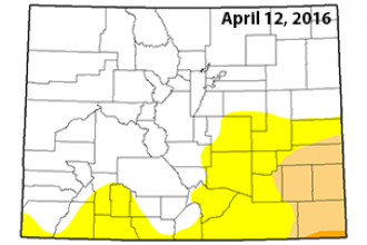 Despite Rain, Drought Expands Further in Colorado
