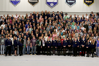 More than 700 Compete in FFA Career Development