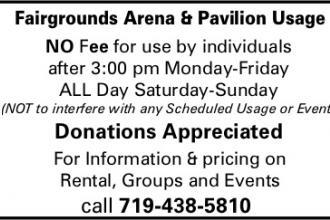 Fairground Facilities Free to Use
