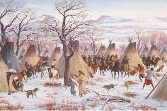 Sand Creek to Host Program on Battle of the Washita