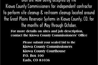 Commissioners Seek Bids for Lake Cleanup