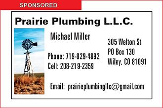 Prairie Plumbing