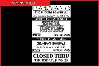 Lamar Theatre 2016-06-17