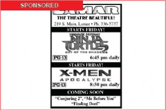 Lamar Theatre 2016-06-24