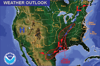 Weather Outlook – the Week Ahead: Sunny, Dry