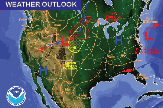Weather Outlook – the Week Ahead: Cooler for the Fair