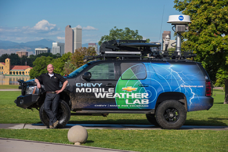 The Weather is Changing at CBS4, KCNC-TV--Denver