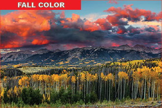 Fall Colors on Display Across Colorado