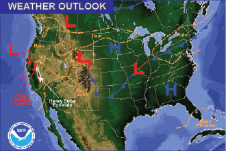 Weather Outlook: The Week Ahead – Warm and Dry Again