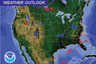 Weather Outlook – the Week Ahead: Rain Thursday?