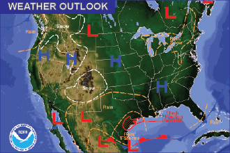 Weekend Weather Outlook: Snow May be Coming