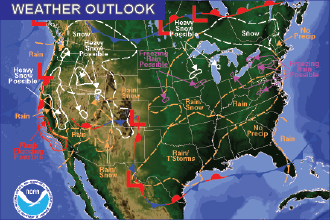 Weekend Weather Outlook: Christmas Snow?