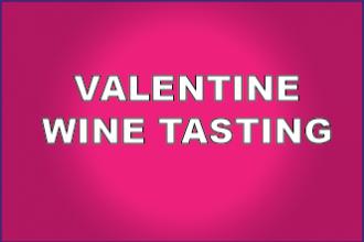 Valentine Wine Tasting