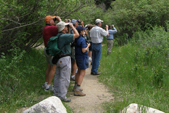 Hike with a Naturalist at Rocky Mountain National Park