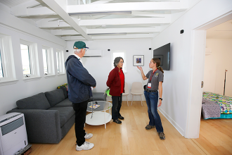 Solar Decathlon in Denver Demonstrates Efficient Homes