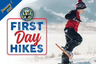 Ring in 2018 with a First Day Hike