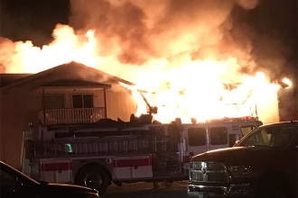 Overnight Fire in Limon Burns Motel