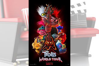 Movie Review - Trolls World Tour
