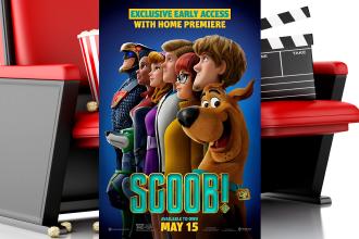 Movie Review - Scoob!